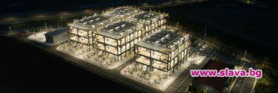 Първата в света електроцентрала за водородни...