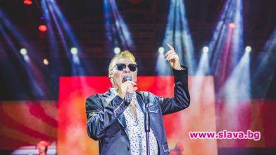 Васил Найденов посвети концерт на Леа Иванова