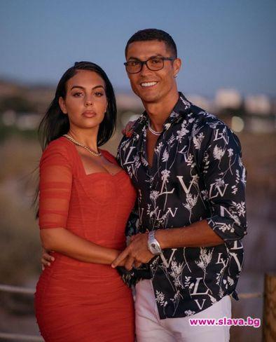 Сгодени ли са Кристиано Роналдо и Джорджина Родригес?