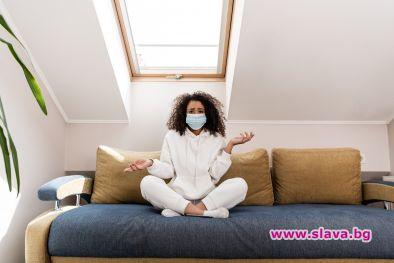 Как да поддържаме кожата здрава под предпазната маска