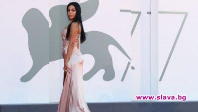 Джорджина Родригес впечатли Венеция по време на...