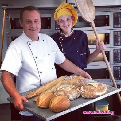 ДА! Комат с най-хубавия хляб с квас и още много нещо