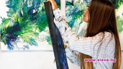 Елия от 4Magic с първа самостоятелна изложба