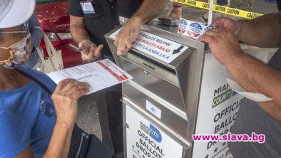 35 млн. гласуваха по пощата в САЩ, поне 2 млн. фантома