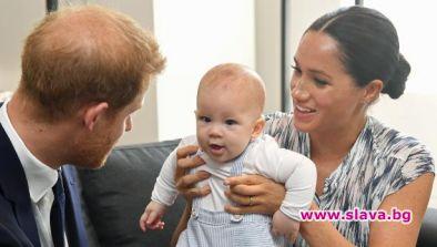 Принц Хари: Искам да дам на сина си детството, което...