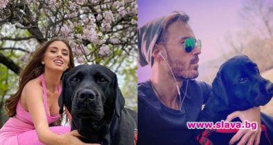 Саня взе кучето на Ники Илиев