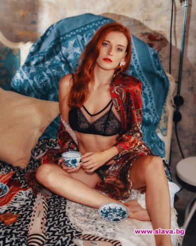 Секси елегантност и чувственост в есенни тонове