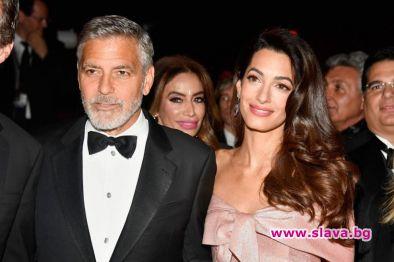 Джорд Клуни не искал да се жени
