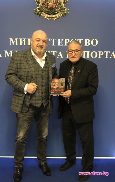 Министър Кралев и Димитър Пенев обсъдиха извършването на ремонт на стадиона в Мировяне