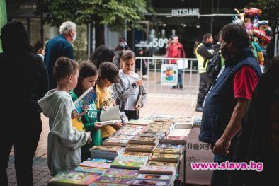11,7 тона хартия събраха децата на София в кампанията Стара хартия за нова книга
