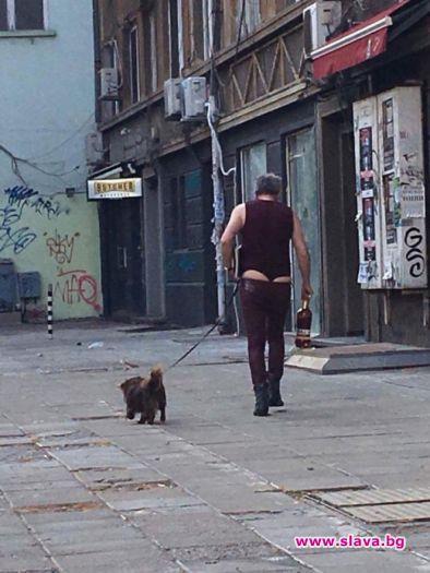 slava.bg - Новини - Денди по прашки в центъра на София - photo#25