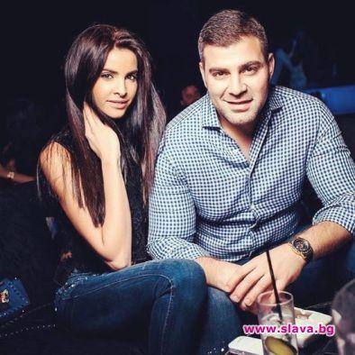 Бившата на Благо Георгиев - Христина Витанова и милионерът Лазгин