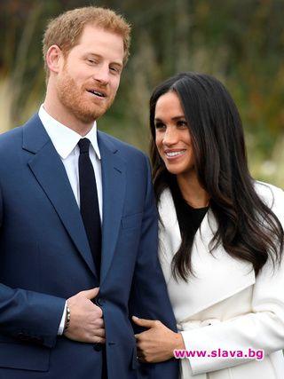 Представители на британската монархия публикуваха подробности около сватбата на принц