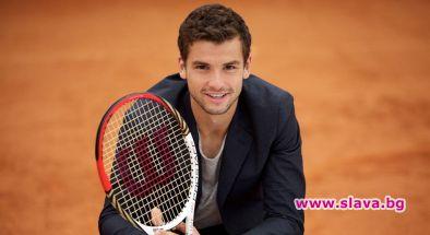 Най-добрият ни тенисист Григор Димитров беше определен за Спортист на