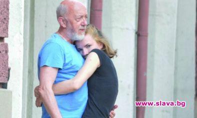 66-годишният актьор Стоян Алексиев е в развод с дългогодишната си