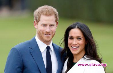 Остава само три месеца до сватбата на принц Хари и