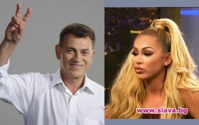 Скандалната плеймейтка Нора Недкова е гледана като писано яйце от