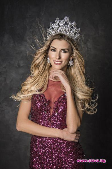 Актуалната Мис България Тамара Георгиева тушира слуховете, че е емигрирала