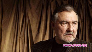 Големият български актьор Васил Михайлов ще получи почетната Награда на