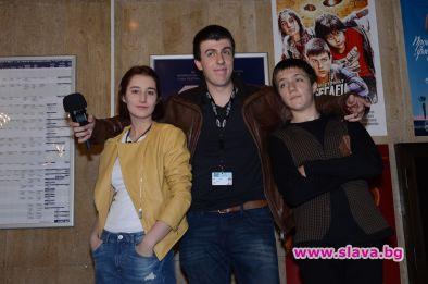 Приключенският тийнейджърски филм Смартфонът беглец на Амрита Арт бе представен