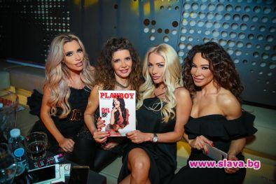Playboy организира грандиозно парти в столичния клуб Bedroom. На него