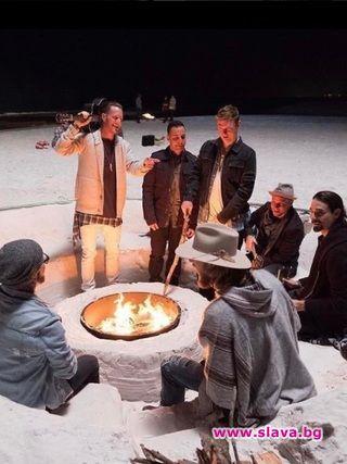 Момчетата от Backstreet Boys наскоро заявиха, че ще вървят по