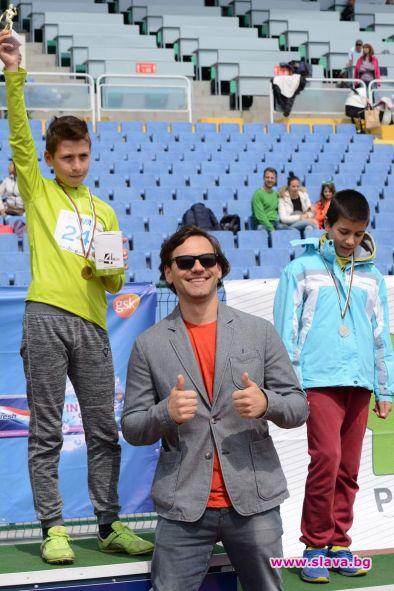 Едно от най-масовите и атрактивни спортни събития на столицата –