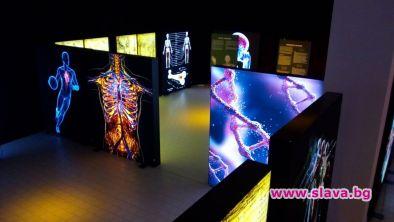 Изложбата Човешкото тяло - Науката в нас ще остане в