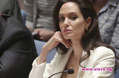 В момента Анджелина Джоли държи основните родителски права върху шестте