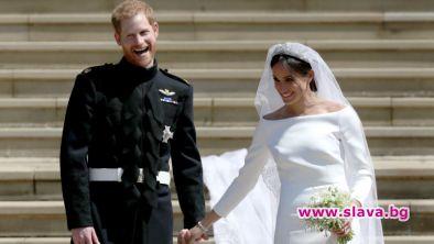 След шумната сватба Меган Маркъл и принц Хари решиха да