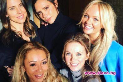 Обещаното турне на Spice Girls, което щеше да донесе на