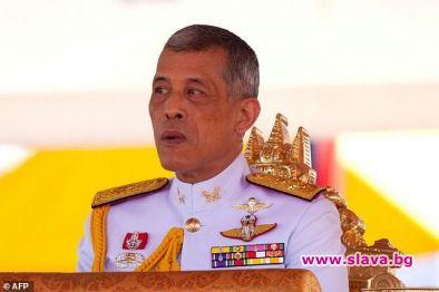 Снимка: $60 млрд. има кралят на Тайланд