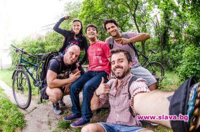 Млади хора ще пътуват с велосипеди, прекосявайки над 300 км