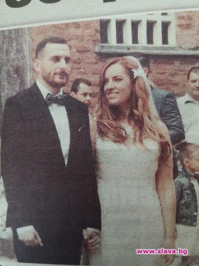Тежка сватба вдигна сестрата на Благой Иванов—Багата—Надя. Тя каза заветното