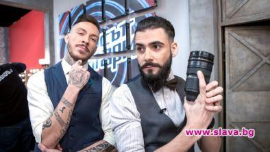 Нашумялото дуо Павел Николов и Венцислав Чанов, по-известни като Павел