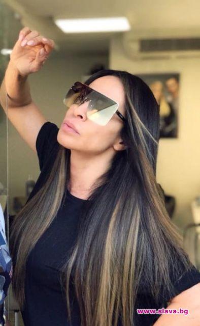 Манекенката Маги Желязкова, която вече е приела фамилията на новия