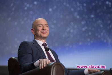 Състоянието на основателя на Amazon.com Джеф Безос надмина 150 млрд.