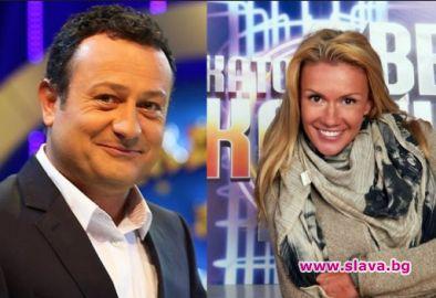 Димитър Рачков и Мария Игнатова са отново двойка, а кратката