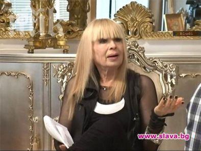 Лили Иванова има нов апартамент в топ центъра на София.