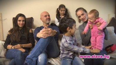 Съденият за сводничество Росен Чолов-Чолата е взел децата от Ирена