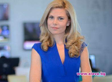 Бившата синоптичка на Нова телевизия Деси Банова, която миналото лято