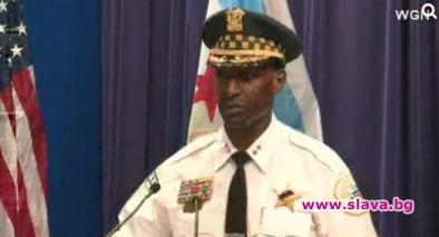 Чикагските полицейски досиета показват, че в неделя са застреляни 44