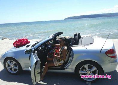 Мисис България Ана Иванова, която от години живее в Монако,