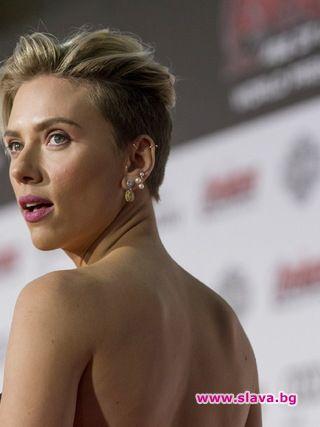 Скарлет Йохансон е най-високоплатената в света, поне според класация на