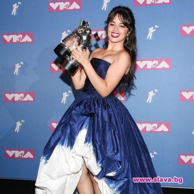 Големият победител на видео наградите на MTV тази година е