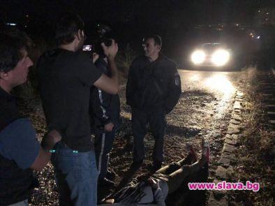 Снимка: Командарев снима пробно Патрулки в крайните квартали