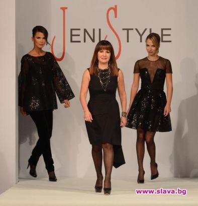 Дизайнерката Жени Живкова традиционно откри сезона на модните събития в