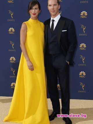 Актьорът Бенедикт Къмбърбач и съпругата му Софи Хънтър очакват третото