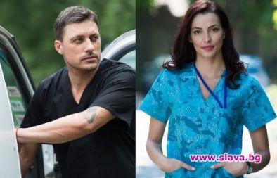 Неда Спасова ще завърти любов с Владо Карамазов в Откраднат