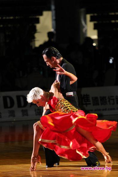 Българските състезатели и почитателите на изкуството на балните танци имат